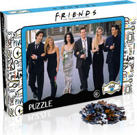 Friends Banquet 1000 PC Jigsaw Puzzle - Friends Banquet 1000 Pc Jigsaw Puzzle