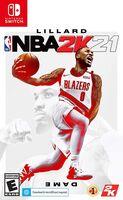 Swi NBA 2K21 - NBA 2K21 for Nintendo Switch
