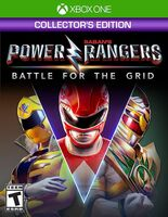 Xb1 Power Rangers: Battle for the Grid - Coll Ed - Power Rangers: Battle for the Grid - Collector's Edition for Xbox One
