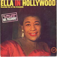 Ella Fitzgerald - Ella In Hollywood (Hqcd) [Import]