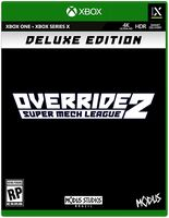 Xb1 Override 2: Ultraman Deluxe Edition - Override 2: Deluxe Edition for Xbox One