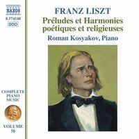 Liszt / Kosyakov - From the New World