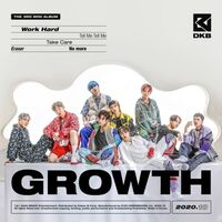 DKB - Growth (Stic) [With Booklet] (Pcrd) (Phot) (Asia)