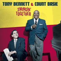 Tony Bennett / Basie,Count - Swingin Together [180-Gram Colored Vinyl With Bonus Tracks]