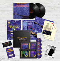 Rick Wakeman - Return To The Centre Of The Earth (Super Deluxe Box 180gm 2LP+4CD+DVD, Press Pack, Photo, Posters)