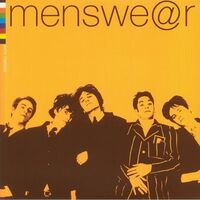 Menswear - Menswear Capsule Collection [180-Gram Orange Colored Vinyl]