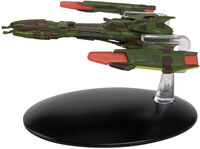 Star Trek Online - Eaglemoss - Star Trek Online - Mat'ha-class Klingon Raptor