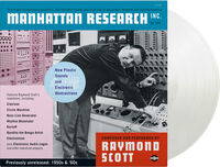 Raymond Scott - Manhattan Research [Limited Edition] [180 Gram] [Download Included]