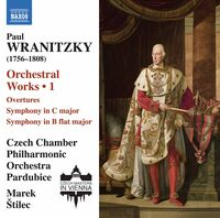 Czech Chamber Philharmonic Orchestra Pardubice - Orchestral Works 1