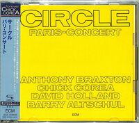 Circle - Paris Concert (Shm) (Jpn)