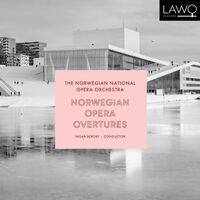 Norwegian Opera Overtures / Various - Norwegian Opera Overtures / Various