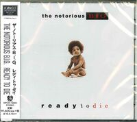 The Notorious B.I.G. - Ready to Die (Japanese Pressing)