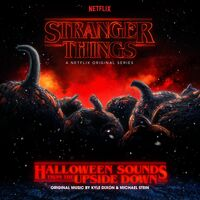 Kyle Dixon & Michael Stein - Stranger Things: Halloween Sounds From The Upside Down [Limited Edition Pumpkin Orange LP]