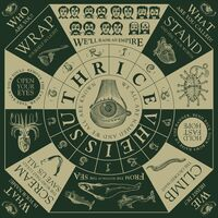 Thrice - Vheissu [Limited Edition Coke Bottle Clear 2LP]
