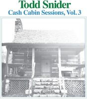 Todd Snider - Cash Cabin Sessions, Vol. 3 [LP]