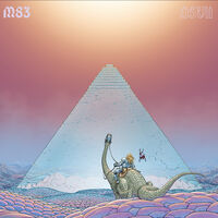 M83 - DSVII [Limited Edition Pink Galaxy 2LP]