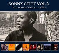 Sonny Stitt - Eight Classic Albums Vol 2 [Digipak] (Hol)