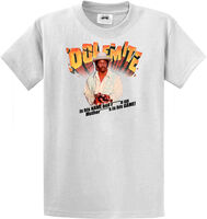 Rudy Ray Moore - Dolemite Is My Name! White Unisex Short Sleeve T-shirt XL