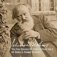 Ulf Wallin - 5 Sonatas For Violin 2 (Hybr)