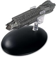 Star Trek Starships - Eaglemoss Hero Collector - Star Trek Starships - Axanar Cargo Ship