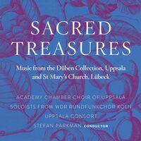 Academy Chamber Choir of Uppsala - Sacred Treasures