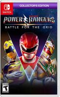 Swi Power Rangers: Battle for the Grid - Coll Ed - Power Rangers: Battle for the Grid - Collector's Edition for Nintendo Switch