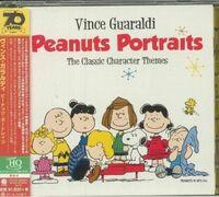 Vince Guaraldi - Peanuts Portraits (Bonus Track) [Limited Edition] (Hqcd) (Jpn)