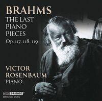Victor Rosenbaum - Last Piano Pieces