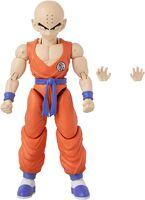 "Dragonball Super Dragon Stars - Bandai America - DragonBall Super Dragon Stars Krillin 6.5"" Action Figure"
