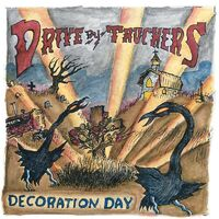 Drive-By Truckers - Decoration Day [Clear & Gold Marble 2LP]