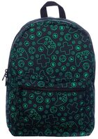 Xbox All Over Print Backpack - XBOX Sublimated All Over Print Backpack