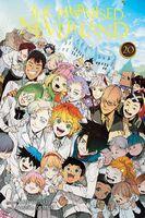 Demizu, Posuka / Shirai, Kaiu - The Promised Neverland, Vol. 20