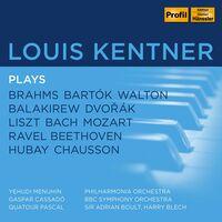 LOUIS KENTNER - Louis Kentner Plays