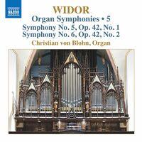 Widor / Blohn - Organ Symphonies