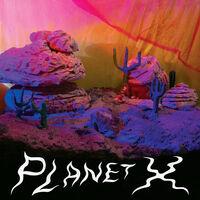 Red Ribbon - Planet X (Galaxy Vinyl) [Colored Vinyl]
