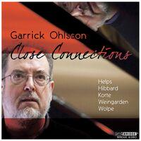 GARRICK OHLSSON - Close Connections