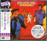 Kool & The Gang - Emergency (Disco Fever) (Reis) (Jpn)