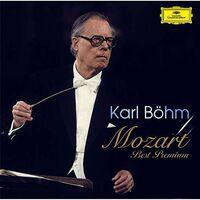 KARL BOHM - Karl Bohm Mozart Best Premium [Limited Edition] (Hqcd) (Jpn)
