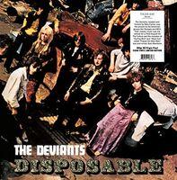 Deviants - Disposable [Transparent Colored Vinyl]