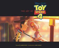 Pixar - The Art of Toy Story 4 (Disney / Pixar)