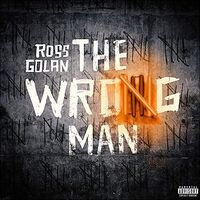 Ross Golan - The Wrong Man [Translucent Orange 2LP]