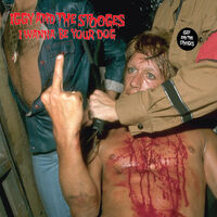 Iggy & The Stooges - I Wanna Be Your Dog [Colored Vinyl] (Wht) [Remastered]