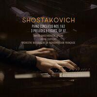 Shostakovich - Piano Concertos 1 & 2 / 3 Preludes & Fueges Op 87