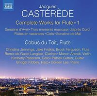 Cobus Du Toit - Complete Works For Flute 1