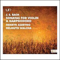Henryk Szeryng - Violin & Harpsichord Sonatas