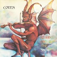 Coven - Blood On The Snow [Colored Vinyl] (Gate) [Limited Edition] (Org)