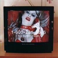 Bad Religion - No Substance [Clear LP]
