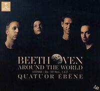 Quatuor Ebene - Beethoven Quartet Op. 59 No. 1, Op. 59 No 2