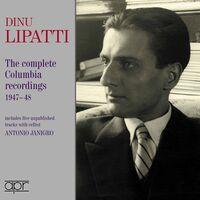 Dinu Lipatti - Columbia Recordings 1947-1948 / Various (2pk)
