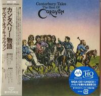Caravan - Canterbury Tales (The Best Of Caravan) (Remastered UHQCD - PaperSleeve)